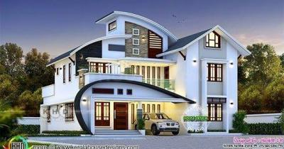 Gallery Cover Image of 1500 Sq.ft 4 BHK Villa for buy in Joka for 4500000