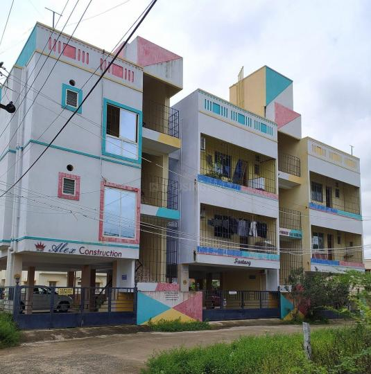 Building Image of 1050 Sq.ft 2 BHK Apartment for rent in Kolapakkam - Vandalur for 12000