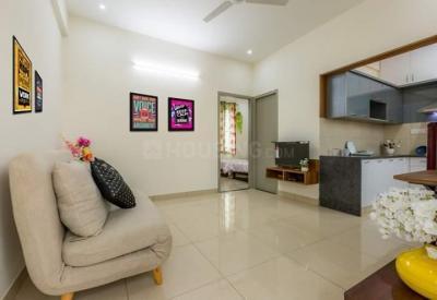 Gallery Cover Image of 650 Sq.ft 1 BHK Independent Floor for rent in Aratt Divya Jyothi Koramangala, Koramangala for 14000