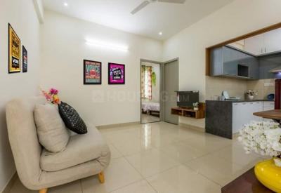 Gallery Cover Image of 650 Sq.ft 1 BHK Independent Floor for rent in Aratt Divya Jyothi Koramangala, Koramangala for 14000