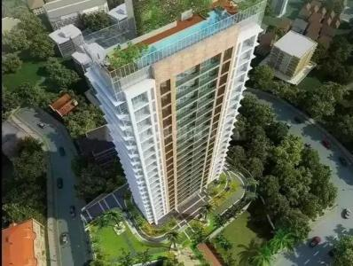 Gallery Cover Image of 4200 Sq.ft 4 BHK Apartment for rent in K Raheja Artesia Residential Wing Constructed On Part Of The Project Land, Worli for 885000