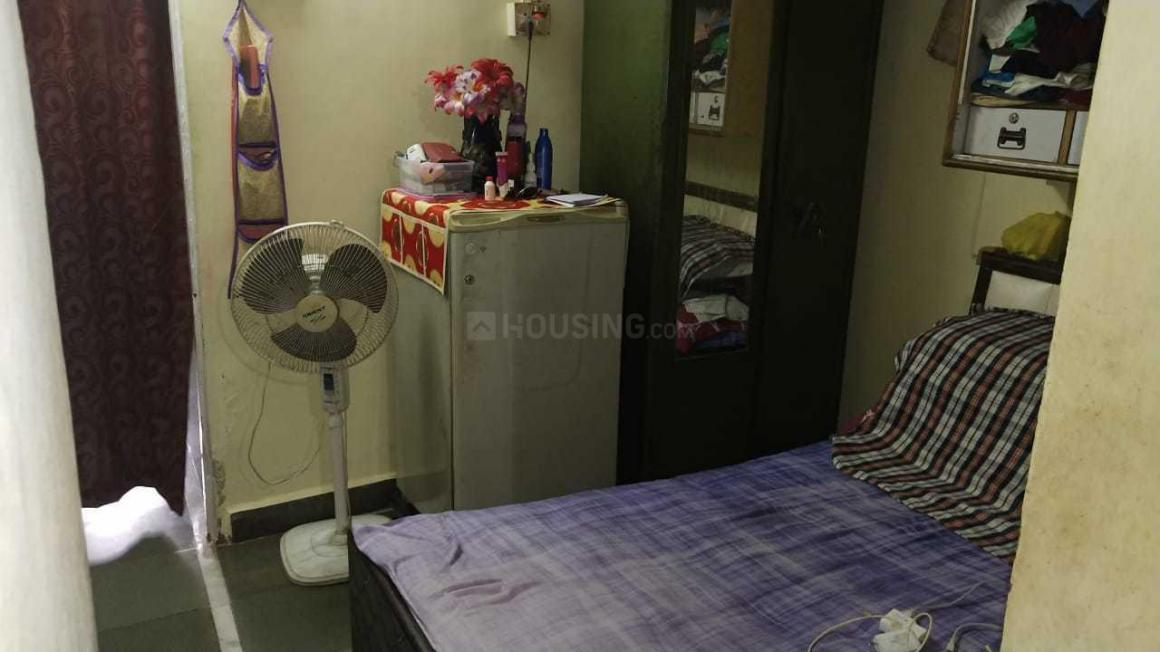 Bedroom Image of 600 Sq.ft 1 BHK Independent House for buy in Thane West for 6000000