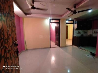 Gallery Cover Image of 850 Sq.ft 3 BHK Independent Floor for rent in Palam for 15000