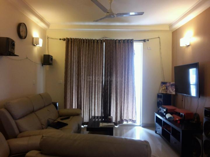 Living Room Image of 1850 Sq.ft 3 BHK Apartment for rent in Kalena Agrahara for 35000