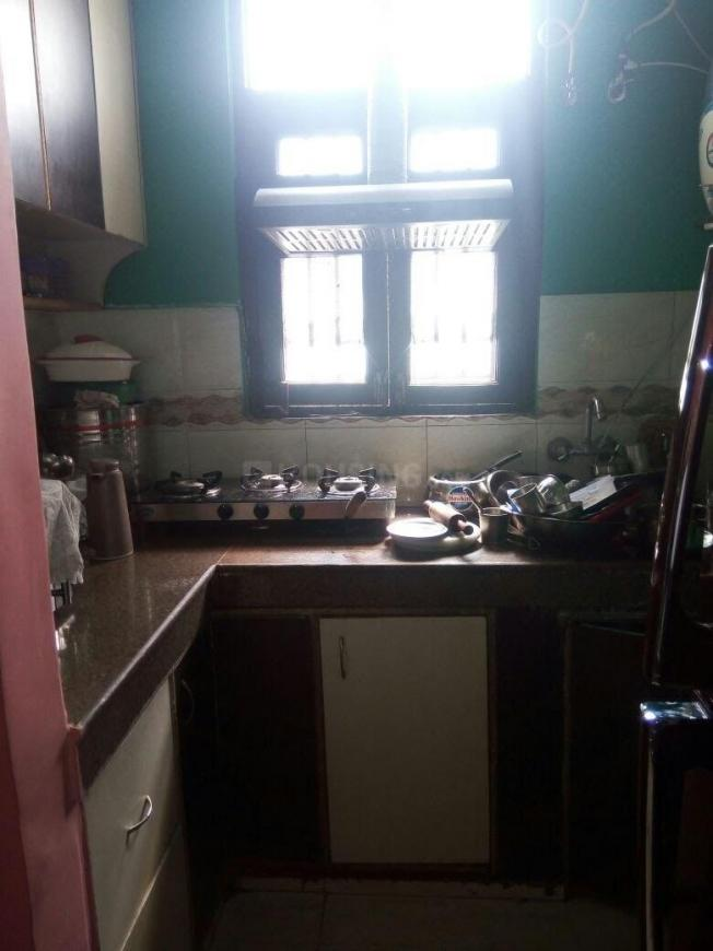 Kitchen Image of 1400 Sq.ft 3 BHK Independent Floor for buy in Vasundhara for 4900000