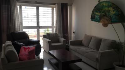 Gallery Cover Image of 1650 Sq.ft 3 BHK Apartment for buy in Nirmiti Crimson Dale, Baner for 15500000