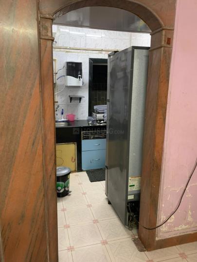Kitchen Image of Panchavati Apartment in Belapur CBD