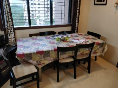 Gallery Cover Image of 1215 Sq.ft 2 BHK Apartment for rent in NRI Complex , Seawoods for 45000