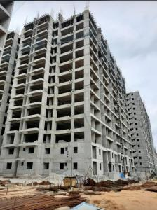 Gallery Cover Image of 1000 Sq.ft 2 BHK Apartment for buy in Sri Residency, Miyapur for 4500000