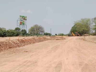 Gallery Cover Image of  Sq.ft Residential Plot for buy in Hinkal for 1018000