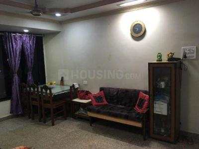 Gallery Cover Image of 1100 Sq.ft 2 BHK Apartment for rent in Lakhani Lakhanis Palm View, Seawoods for 35000