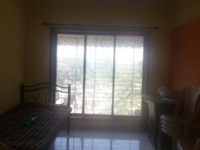 Gallery Cover Image of 600 Sq.ft 1 BHK Apartment for rent in New Aashirwad, Seawoods for 12500