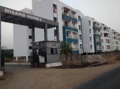 Gallery Cover Image of 640 Sq.ft 2 BHK Apartment for buy in Shiraswadi for 2600000