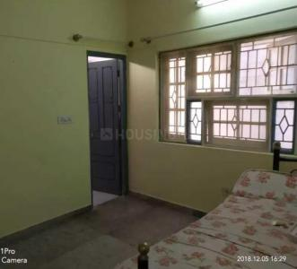 Gallery Cover Image of 600 Sq.ft 1 BHK Independent House for rent in Shanti Nagar for 18000