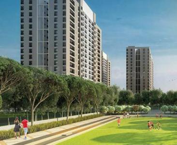 Gallery Cover Image of 1562 Sq.ft 3 BHK Apartment for buy in Prestige Finsbury Park Hyde, Gummanahalli for 7850000