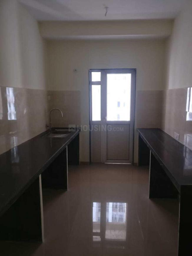 Kitchen Image of 600 Sq.ft 3 BHK Apartment for rent in New Panvel East for 20000