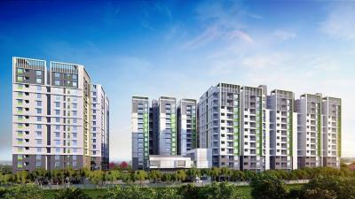 Gallery Cover Image of 1343 Sq.ft 3 BHK Apartment for buy in Vanagaram  for 6983600