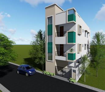 Gallery Cover Image of 1010 Sq.ft 2 BHK Villa for buy in Ambattur for 6500000