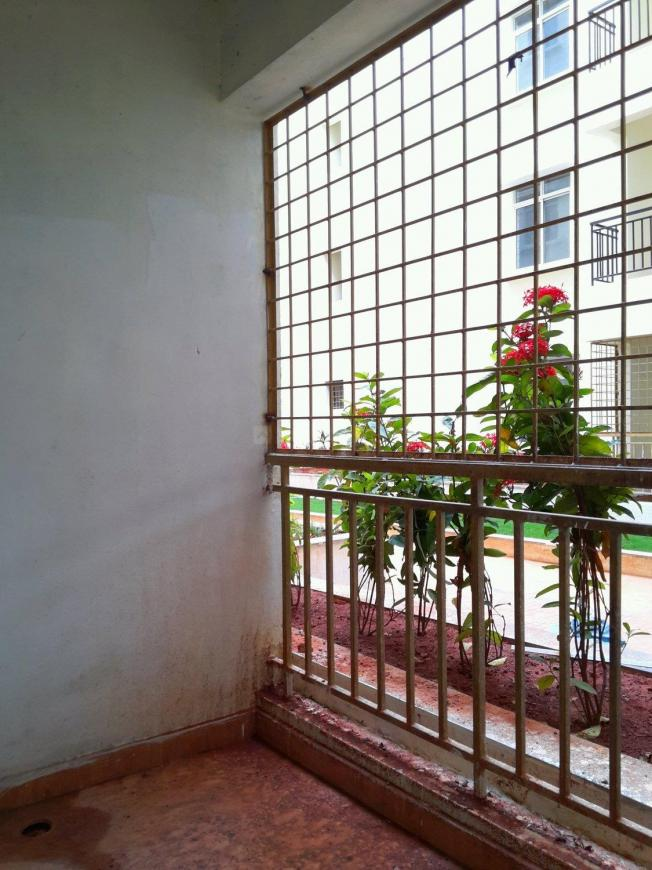 Living Room Image of 920 Sq.ft 1 BHK Apartment for buy in Panathur for 5100000