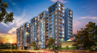 Gallery Cover Image of 1380 Sq.ft 3 BHK Apartment for buy in Pinnacle Neelanchal Phase II, Sus for 8300000