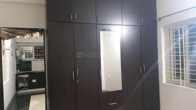 Gallery Cover Image of 600 Sq.ft 1 BHK Independent Floor for rent in Malleswaram for 16000