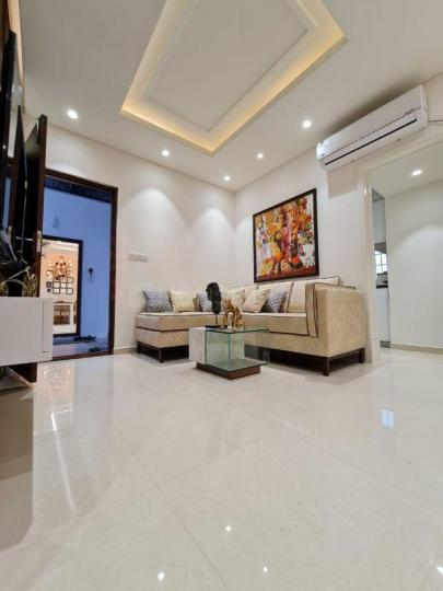 Hall Image of 1039 Sq.ft 3 BHK Apartment for buy in Urbanrise Spring Is In The Air, Aminpur for 5500000