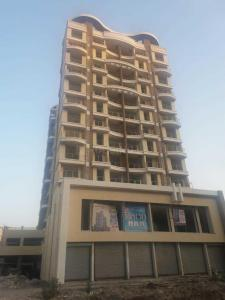 Gallery Cover Image of 1150 Sq.ft 2 BHK Apartment for rent in Tejas Symphony, Ulwe for 11000