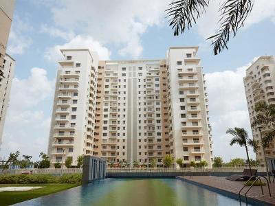 Gallery Cover Image of 6440 Sq.ft 5 BHK Apartment for buy in Adani Shantigram LA Marina, Vaishno Devi Circle for 32100000