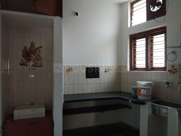 Kitchen Image of 1500 Sq.ft 4 BHK Independent Floor for rent in Attiguppe for 30000