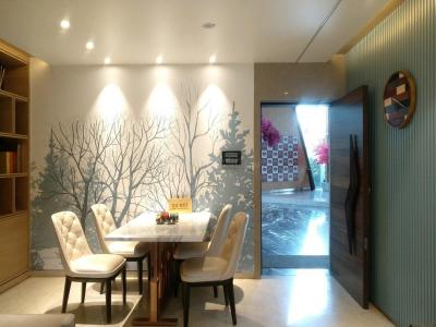 Gallery Cover Image of 790 Sq.ft 1 BHK Apartment for buy in Regency Anantam Phase II, Dombivli East for 4150000
