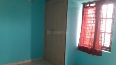 Gallery Cover Image of 480 Sq.ft 1 RK Independent Floor for rent in Hebbal for 4500