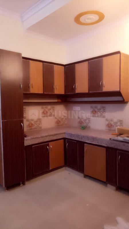 Kitchen Image of 700 Sq.ft 1 BHK Apartment for buy in Govindpuram for 1183786