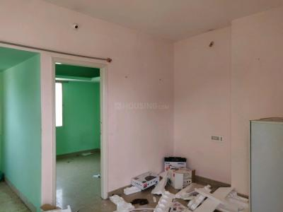 Gallery Cover Image of 450 Sq.ft 1 BHK Independent Floor for rent in Kaval Byrasandra for 7000