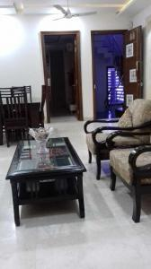 Gallery Cover Image of 2200 Sq.ft 3 BHK Apartment for rent in Galaxy Apartment, Sector 43 for 64000
