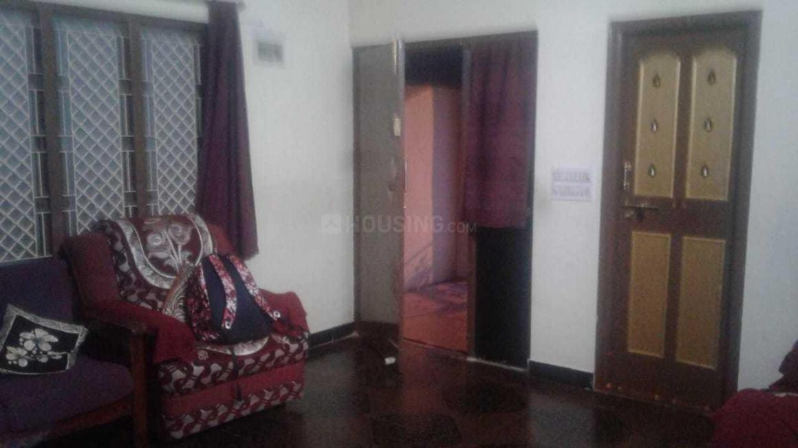 Living Room Image of 1200 Sq.ft 3 BHK Independent House for buy in Vidyaranyapura for 11000000