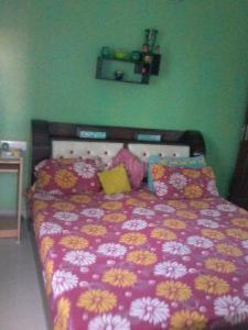 Gallery Cover Image of 1100 Sq.ft 1 BHK Apartment for rent in Tejaswini Nagar for 12000