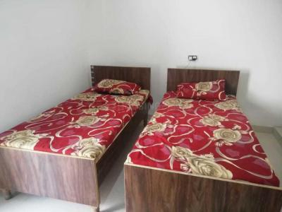 Bedroom Image of Ak PG in Pushpanjali Farms