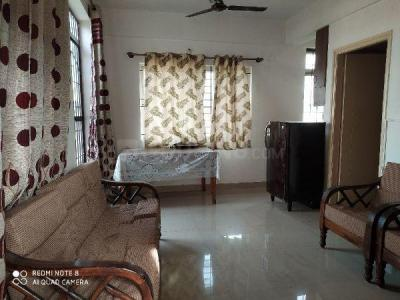 Gallery Cover Image of 550 Sq.ft 1 BHK Apartment for rent in Vs Willows, Ulsoor for 25000