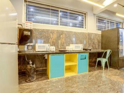 Kitchen Image of Stanza Living Santa Fe House in Yelahanka