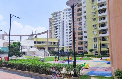 Gallery Cover Image of 1200 Sq.ft 2 BHK Apartment for rent in Kukatpally for 36850