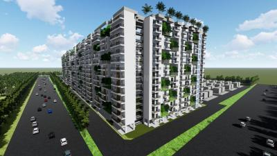 Gallery Cover Image of 400 Sq.ft 1 BHK Apartment for buy in Sunrakh Bangar for 1338000