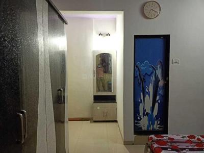 Bedroom Image of Sunrise Hostel in Airoli