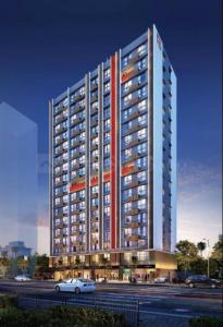 Gallery Cover Image of 488 Sq.ft 1 BHK Apartment for buy in Platinum Casa Millennia, Andheri West for 9500000