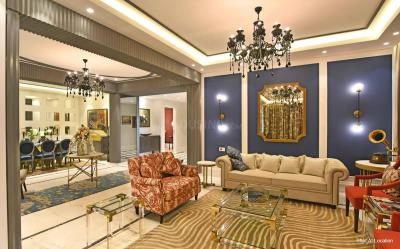 Gallery Cover Image of 2359 Sq.ft 3 BHK Apartment for buy in Rustomjee Elements, Andheri West for 95800000