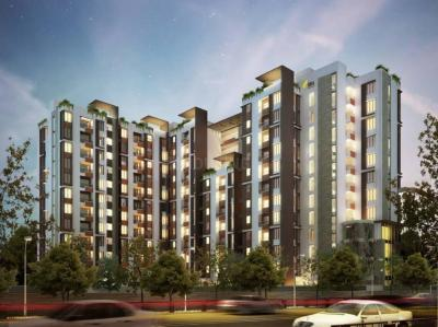 Gallery Cover Image of 1282 Sq.ft 3 BHK Apartment for buy in Pallikaranai for 9900000