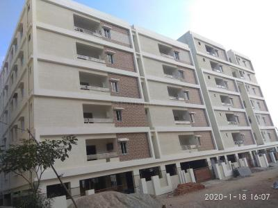 Gallery Cover Image of 1100 Sq.ft 2 BHK Apartment for buy in Nizampet for 4000000