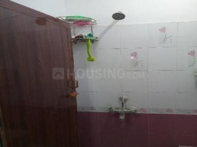 Bathroom Image of Room Sharing For Girls. Fully Furnished House For Rent With Tv, Fridge, Washing Machine, Ac, Bed, Gyser (heater), Dinning Table And Cooking Appliances. Located At Teynampet Near Dms Metro, Stella Maries College. Near Nungambakam, Mylapore And Tnagar Location. I Am The House Owner Posting The Add On Behalf Of The Roomate. in Teynampet
