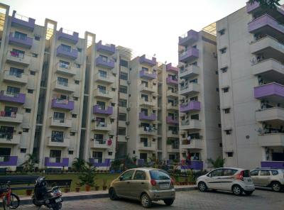 Gallery Cover Image of 1100 Sq.ft 2 BHK Apartment for buy in Bahadarabad for 3200000