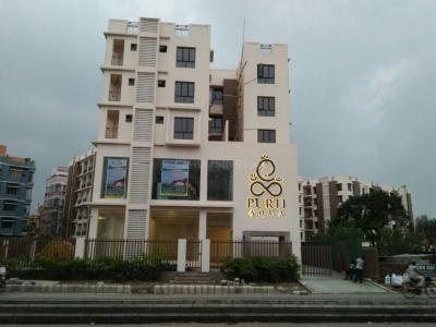 Gallery Cover Image of 1174 Sq.ft 3 BHK Apartment for buy in Purti Aqua 2, Kaikhali for 5517800
