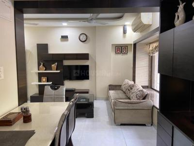 Gallery Cover Image of 1200 Sq.ft 2 BHK Apartment for buy in Vashi for 13000000
